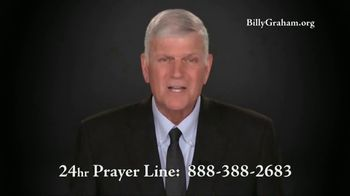Billy Graham Evangelistic Association TV Spot, 'Portland'