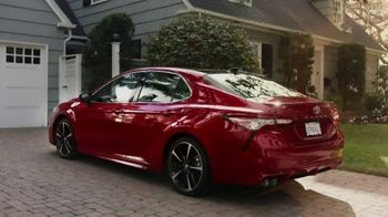 2020 Toyota Camry TV Spot, 'A Car Can Do More' [T2]