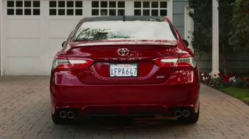 2020 Toyota Camry TV Spot, 'A Car Can Do More' [T2] - Thumbnail 3