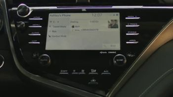 2020 Toyota Camry TV Spot, 'A Car Can Do More' [T2] - Thumbnail 5
