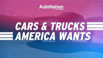 AutoNation Fast Start Sales Event TV Spot, 'Extended: Group Offer: Fast' Featuring Alexander Rossi - Thumbnail 4