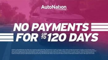 AutoNation Fast Start Sales Event TV Spot, 'Extended: Group Offer: Fast' Featuring Alexander Rossi - Thumbnail 6