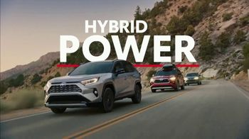 Toyota TV Spot, 'Hybrid Power' Song by Elvis Presley [T1]