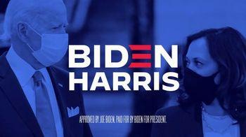 Biden for President TV Spot, 'Pastor James Gailliard' - Thumbnail 10