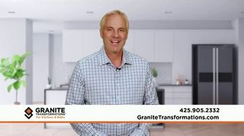 Granite Transformations TV Spot, 'Beauty That Lasts'
