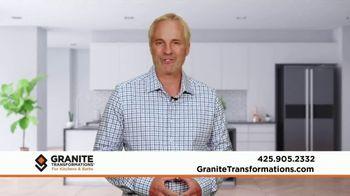 Granite Transformations TV Spot, 'Beauty That Lasts' - Thumbnail 3