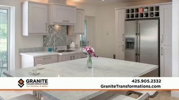Granite Transformations TV Spot, 'Beauty That Lasts' - Thumbnail 4
