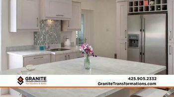 Granite Transformations TV Spot, 'Beauty That Lasts' - Thumbnail 5