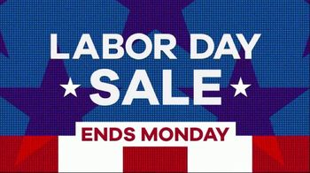 Rooms to Go Labor Day Sale TV Spot, 'Shop Now: Living Room, Sectional, Bedrooms & Dining Sets' - Thumbnail 2