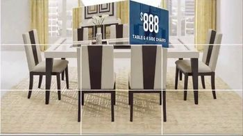 Rooms to Go Labor Day Sale TV Spot, 'Shop Now: Living Room, Sectional, Bedrooms & Dining Sets' - Thumbnail 8