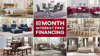 Rooms to Go Labor Day Sale TV Spot, 'Shop Now: Living Room, Sectional, Bedrooms & Dining Sets' - Thumbnail 9