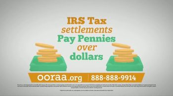 Ooraa Debt Relief Company TV Spot, 'Pennies Over Dollars' - Thumbnail 3