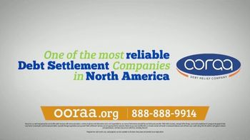 Ooraa Debt Relief Company TV Spot, 'Pennies Over Dollars' - Thumbnail 5
