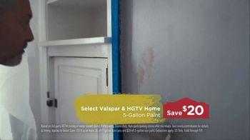 Lowe's TV Spot, 'Take Back Your Walls: Save $5' - Thumbnail 7