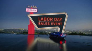 Toyota Labor Day Sales Event TV Spot, 'Last Chance' [T2] - Thumbnail 6
