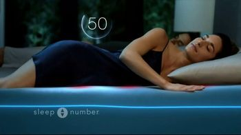 Sleep Number Biggest Sale of the Year TV Spot, 'Labor Day Weekend: Snoring: Save 50%' - Thumbnail 3