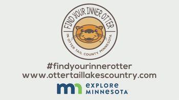 Explore Minnesota Tourism TV Spot, 'Inner Otter' - Thumbnail 3