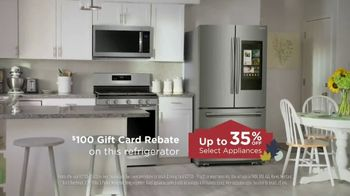 Lowe's Memorial Day Event TV Spot, 'Just Stopped Working: Gift Card' - Thumbnail 4
