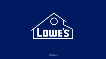 Lowe's Memorial Day Event TV Spot, 'Just Stopped Working: Gift Card' - Thumbnail 5