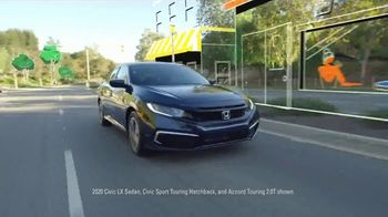 Honda Summer Clearance Event TV Spot, 'Your New Honda Is Waiting: Civic & Accord' Song by Danger Twins [T2] - Thumbnail 1