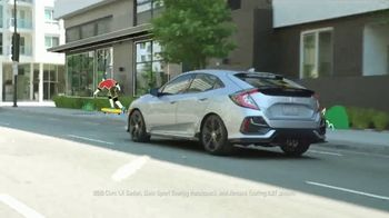 Honda Summer Clearance Event TV Spot, 'Your New Honda Is Waiting: Civic & Accord' Song by Danger Twins [T2] - Thumbnail 2
