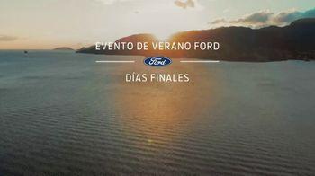 Ford Evento de Verano TV Spot, 'Días finales: la mejor selección' canción de Kygo, Whitney Houston [Spanish] [T2] - Thumbnail 1