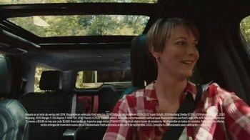 Ford Evento de Verano TV Spot, 'Días finales: la mejor selección' canción de Kygo, Whitney Houston [Spanish] [T2] - Thumbnail 3