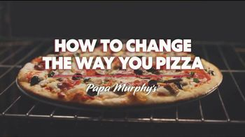 Papa Murphy's Hog Heaven Pizza TV Spot, 'Chow Down' - Thumbnail 1
