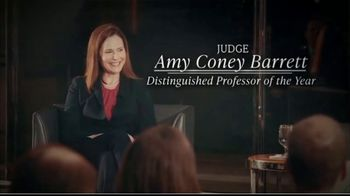 America First Policies TV Spot, 'Confirm Judge Amy Coney Barrett' - Thumbnail 4