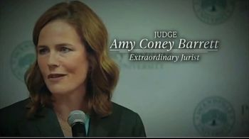 America First Policies TV Spot, 'Confirm Judge Amy Coney Barrett' - Thumbnail 5