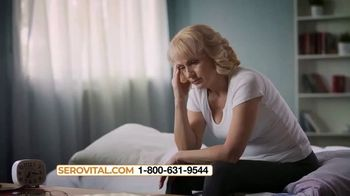 SeroVital TV Spot, 'As You Age: 90-Day Challenge' - Thumbnail 1