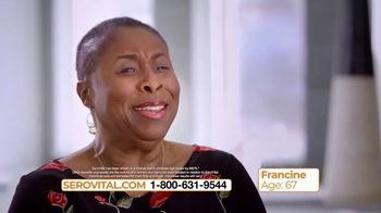 SeroVital TV Spot, 'As You Age: 90-Day Challenge' - Thumbnail 7