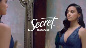 Secret Aluminum Free TV Spot, 'Eliminate Odor' Featuring Camila Mendes, Song by Jessie Reyez