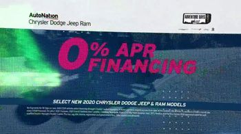 AutoNation Jeep Adventure Days TV Spot, 'Something You Can Count On: 0% Financing' - Thumbnail 6
