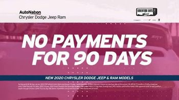 AutoNation Jeep Adventure Days TV Spot, 'Something You Can Count On: 0% Financing' - Thumbnail 9