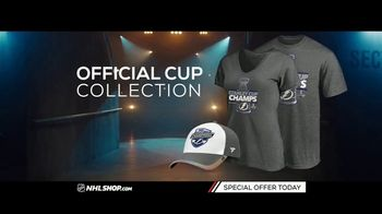NHL Shop TV Spot, '2020 Official Cup Collection'