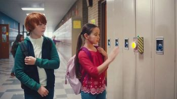 Lunchables With 100% Juice TV Spot, \'Mixed Up: School Hallway\'