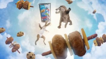 Lunchables With 100% Juice TV Spot, 'Mixed Up: School Hallway' - Thumbnail 9