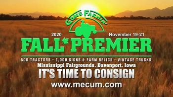 Mecum Gone Farmin' 2020 Fall Premier TV Spot, 'Byron Johnson Collection' - Thumbnail 6