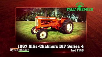Mecum Gone Farmin' 2020 Fall Premier TV Spot, 'Byron Johnson Collection' - Thumbnail 2