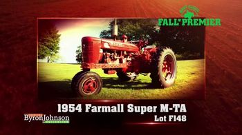 Mecum Gone Farmin' 2020 Fall Premier TV Spot, 'Byron Johnson Collection' - Thumbnail 4