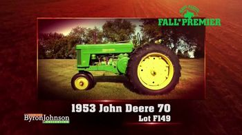 Mecum Gone Farmin' 2020 Fall Premier TV Spot, 'Byron Johnson Collection' - Thumbnail 5