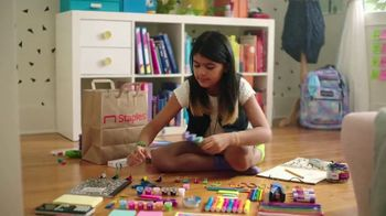 Staples TV Spot, 'School Goes On: Crayola'