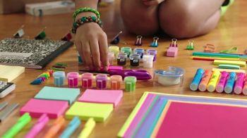 Staples TV Spot, 'School Goes On: Crayola'