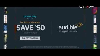 Audible Inc. TV Spot, 'Listeners: Changed My Life: $50' - Thumbnail 9