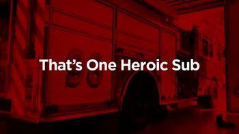 Firehouse Subs TV Spot, 'Craveable Subs'
