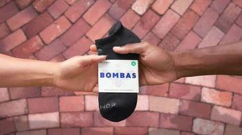 Bombas TV Spot, 'Why Do Bombas Socks Feel So Good?' - Thumbnail 6
