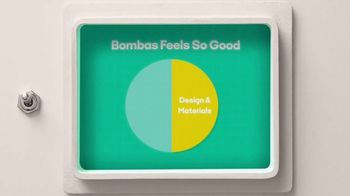 Bombas TV Spot, 'Why Do Bombas Socks Feel So Good?'