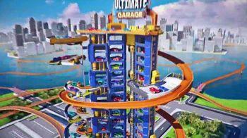 Hot Wheels City Ultimate Garage TV Spot, 'Hungry T-Rex' - Thumbnail 2