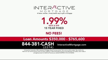 Interactive Mortgage TV Spot, '15 Year Fixed: 1.99%' - Thumbnail 4